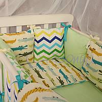 Комплект Baby Design крокодилы