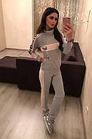 Костюм женский Спортивный Спорт серый