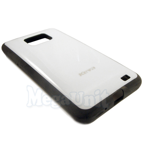 Keva Чехол-накладка силиконовый Samsung i9100 Galaxy S2