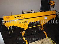 Ручной листогибочный станок для листового металла Сорекс (Sorex)