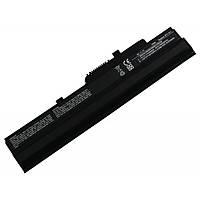 Аккумулятор для ноутбука MSI LG X110(BTY-S11, MI1212LH) 11.1V 5200mAh PowerPlant (NB00000133)