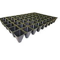 Кассеты ROKO (Польша) для рассады 54 ячейки, 60см*40см, толщина кассеты 0,75-0,80мм,