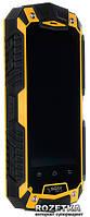 Защищенный смартфон Sigma mobile X-treme V7 yellow (желтый), фото 1