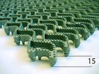 «Тетра-15» антискользящий модульный коврик ПВХ, фото 1