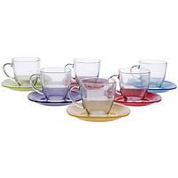 Carina Rainbow Сервиз чайный 220мл-12пр Luminarc J5978