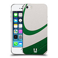 Силиконовый чехол для iPhone 5/5S узор Мяч для пляжного волейбола