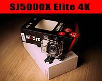 Оригинал SJCAM SJ5000X Elite 4K серебристый