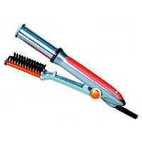 Прибор для укладки волос   Astor TC-1074 silve/red