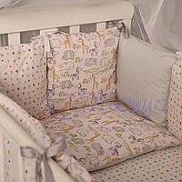Комплект Baby Design zoo