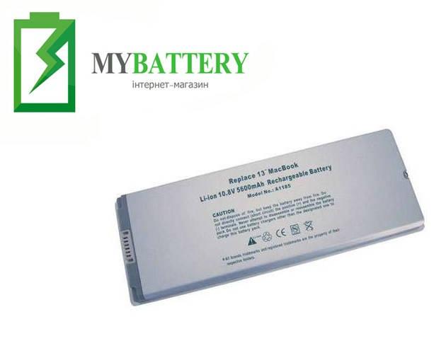 "Аккумуляторная батарея Apple Macbook 13"" White MAC A1181 A1185 MA561"