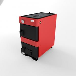 Marten Base МВ 17 кВт с чугунной плитой (с охлаждаемыми колосниками)