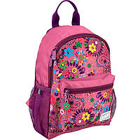 "Ранец Kite16 K16-534XS-1 фиолетовый ""534 Floral"" размер 30x22x10см, вес 220г, объём 5л"