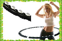 Массажный обруч с магнитами «Massaging Hoop Exerciser», фото 1