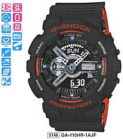 Мужские часы Casio G-SHOCK GA-110HR-1AER оригинал