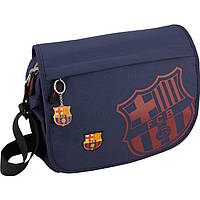 """Сумки Kite16 BC15-981 синий """"981 FC Barcelona"""" размер 36х28х8см, вес 650г, объём 8л"""