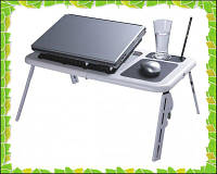 Портативный столик для ноутбука E-Table LD-09 , фото 1