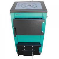 Protech ТТП - 12 кВт Luxe с чугунной плитой (охлаждаемые колосники)