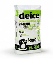 Средство для уборки льда Deice Mix, мешок 15 кг