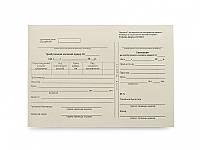 Бланки в блокноте * 100л А5 приходный кассовый ордер, газетка