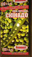 Семена гороха Скинадо (100 грамм) ТМ VIA плюс