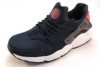 Кроссовки  Nike Huarache синие унисекс(р.37,39,40)