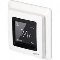 Электронный программируемый терморегулятор DEVIreg Touch (белый)