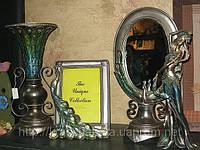 Набор, подсвечник, фото рамка, статуэтка, зеркало, Оригинальные подарки, Днепропетровск