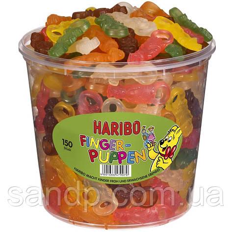 Желейные конфеты Мультифруктовые пустышки Харибо Haribo 1050гр. 100шт, фото 2