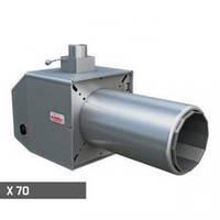 Факельная пеллетная горелка  Pellas X 70 кВт