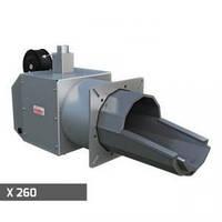 Факельная пеллетная горелка  Pellas X BIG 260 кВт