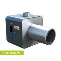 Факельная пеллетная горелка  Pellas X REVO 35 кВт (агропеллетная)