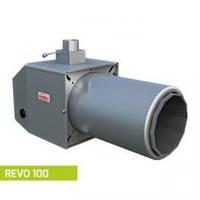 Факельная пеллетная горелка  Pellas X REVO 100 кВт (агропеллетная)