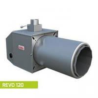 Факельная пеллетная горелка  Pellas X REVO 120 кВт (агропеллетная)