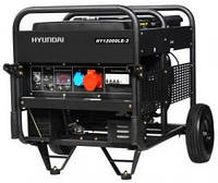Генератор Hyundai HY 12000LE-3