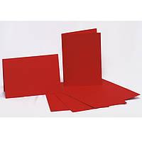 Заготовки для открыток Fabriano 94099006 фуксиевый 5шт, 10,3х7cм, №7,220г/м2,