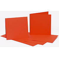 Набор заготовок для открыток Fabriano 94099039 красный 5шт, 16,8х12см, №9,220г/м2