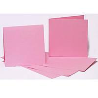 Набор заготовок для открыток Fabriano 94099035 бледно-розовый 5шт, 16,8х12см, №6,220г/м2