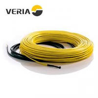 Нагревательный двухжильный кабель Veria Flexicable 20, 200 Вт, 10 м