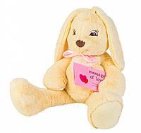 Мягкая игрушка Тигрес Зайка СМС-ка (ЗА-0050)