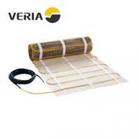 Нагревательный двухжильный мат Veria Quickmat 150, 225 Вт, 1,5 кв.м