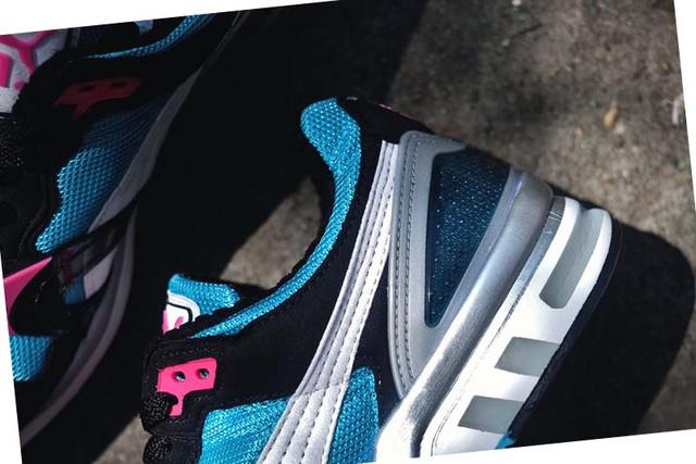 На фото Мужские кроссовки Пума Триномик ХТ-2 что бы купить