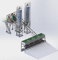 Бетоносмесительные установки ГОСТ 27338-93
