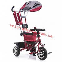 Детский двухколесный велосипед трешка желтый розовый оранжевый Лексус, фото 1