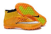 2015 Nike Elastico Superfly IC Turf yellow-white желтые