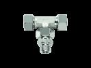 Резьбовые соединения EVT Метрическая - цилиндрическая резьба - предварительно монтированный