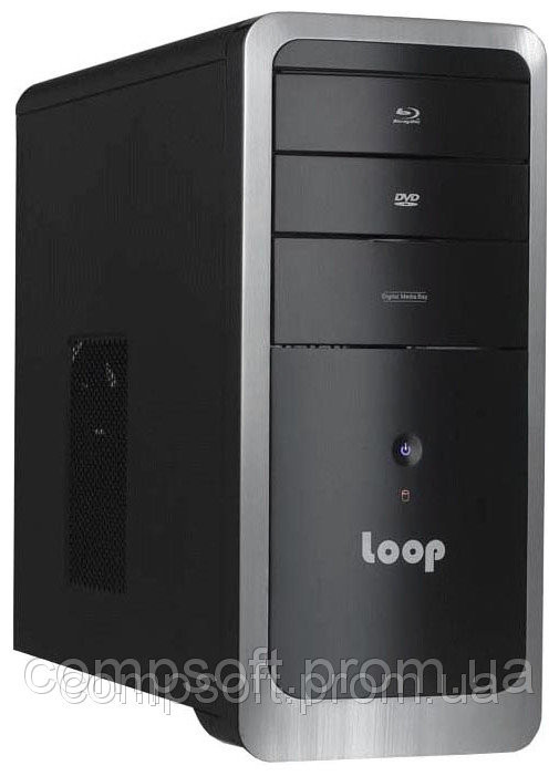 Компьютерный Корпус Impression Loop LP-2501, без БП