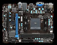 MSI A58M-E33  Socket FM2+