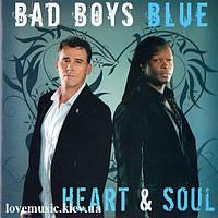 Музыкальный сд диск BAD BOYS BLUE Heart & Soul (2008) (audio cd)