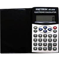 Калькуляторы карманные Metrix MX-5008 8 разряд