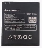 Аккумулятор, батарея Lenovo S920 BL208 2250Ah АКБ
